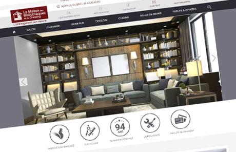 nos cr ations de site internet. Black Bedroom Furniture Sets. Home Design Ideas